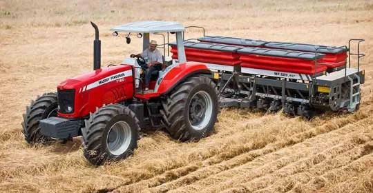 Traktortehnika